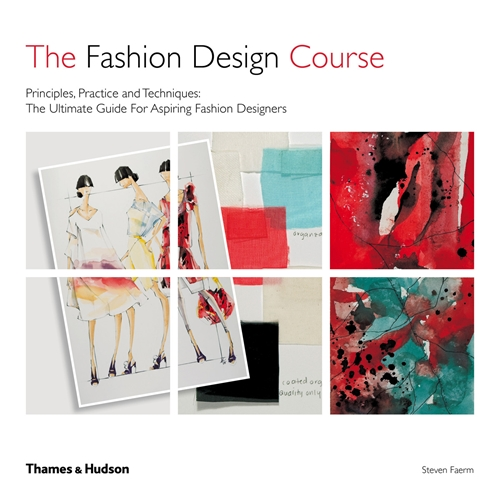 The Fashion Design Course Thames Hudson Australia New Zealand